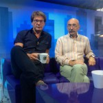 Евгений Додолев и Андрей Бильжо