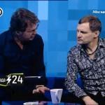 Евгений Додолев и Олег Скрипка