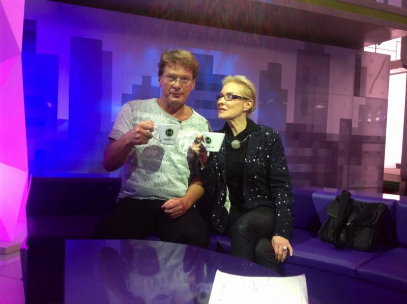 Ольга Свиблова в программе «Правда 24»