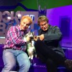 """Делиев и котэ в студии """"Правды 24"""""""