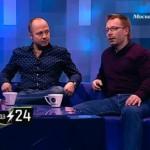 Евгений Стычкин и Григорий Данцигер