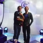 Дмитрий Миллер и кот Оскар... Отдаем в теплые лапы