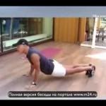 Олег Газманов вылечил себе спину за 10 минут