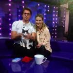 Светлана Иванова и кот Том