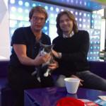 Дмитрий Маликов & кот Коля