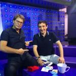 С Евгением Хавтаном