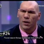 Николай Валуев: «Гаишники – мои друзья»