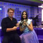 Оксана Федорова назвала котенка Марусей...