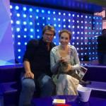 Анна Большова и кошка Бланш