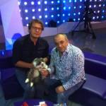 Евгений Фридлянд пиарит кошку Василису