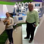 Сергей Проханов и кот Кеша