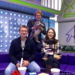 Андрей Ильин и Ирина Безрукова