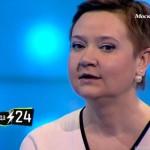 Ольга Костина (2015 год)