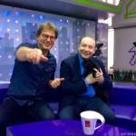 Максим Дунаевский и кошка Багира